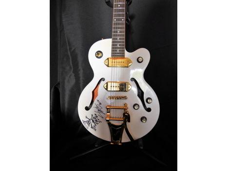 Slash Autographed Epiphone Guitar