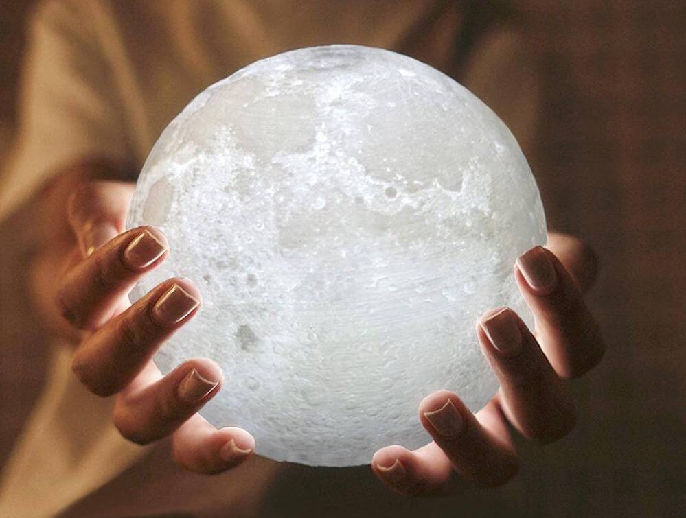 Cool Moon Lamps, Cool levitating Moon Lamps, Lamp 2021