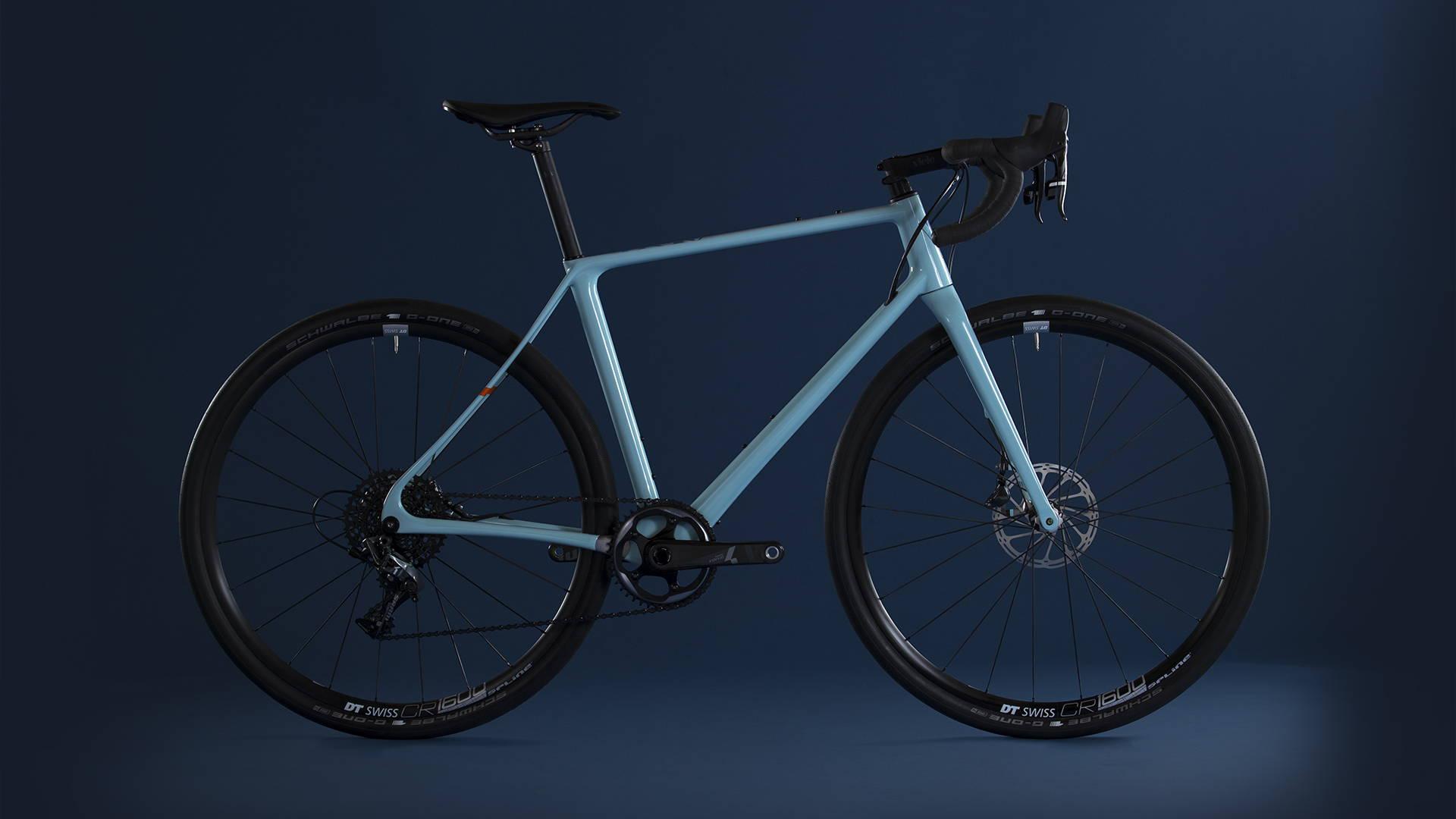 Vielo V+1 UD Carbon Gravel Bikes UK