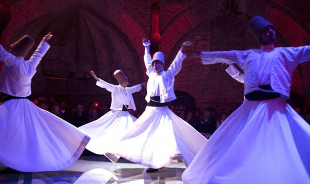 Театрализованное шоу «Турецкая ночь в Алании»