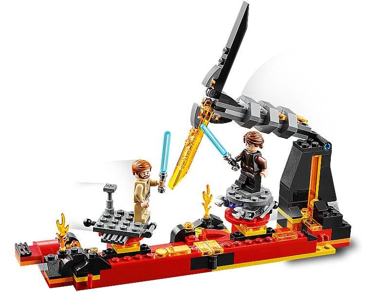 LEGO 75269 Duel on Mustafar