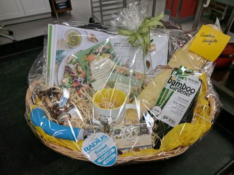 Garden Heights Nursery Gift Basket
