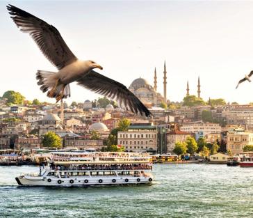 Экскурсия «Знакомство со Стамбулом»