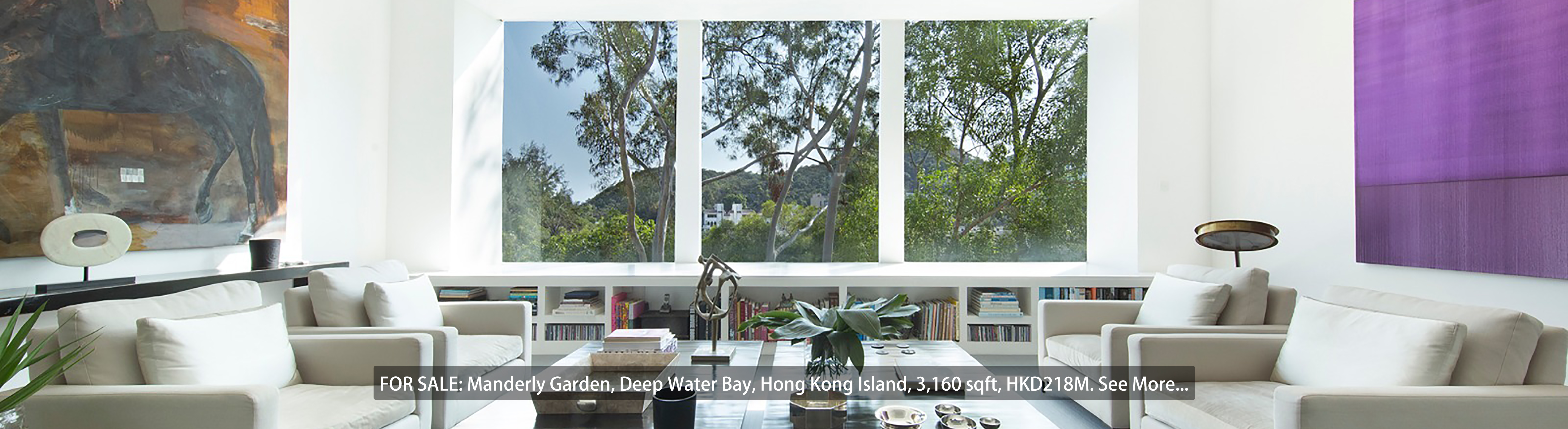 Hong Kong - Manderly Garden