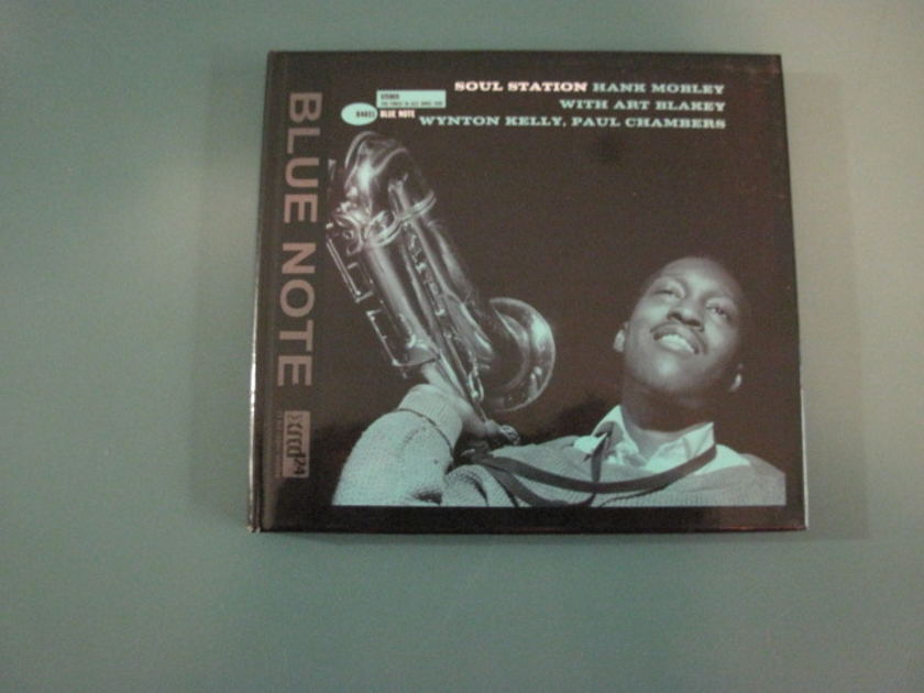 """Hank Mobley """"SOUL STATION"""" - AUDIO WAVE/XRCD24. In Like New Condition"""