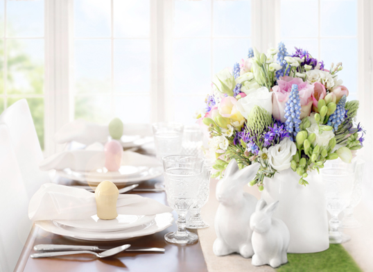 Monza - Impress at your Easter breakfast: Easter cupcakes and delicious decor