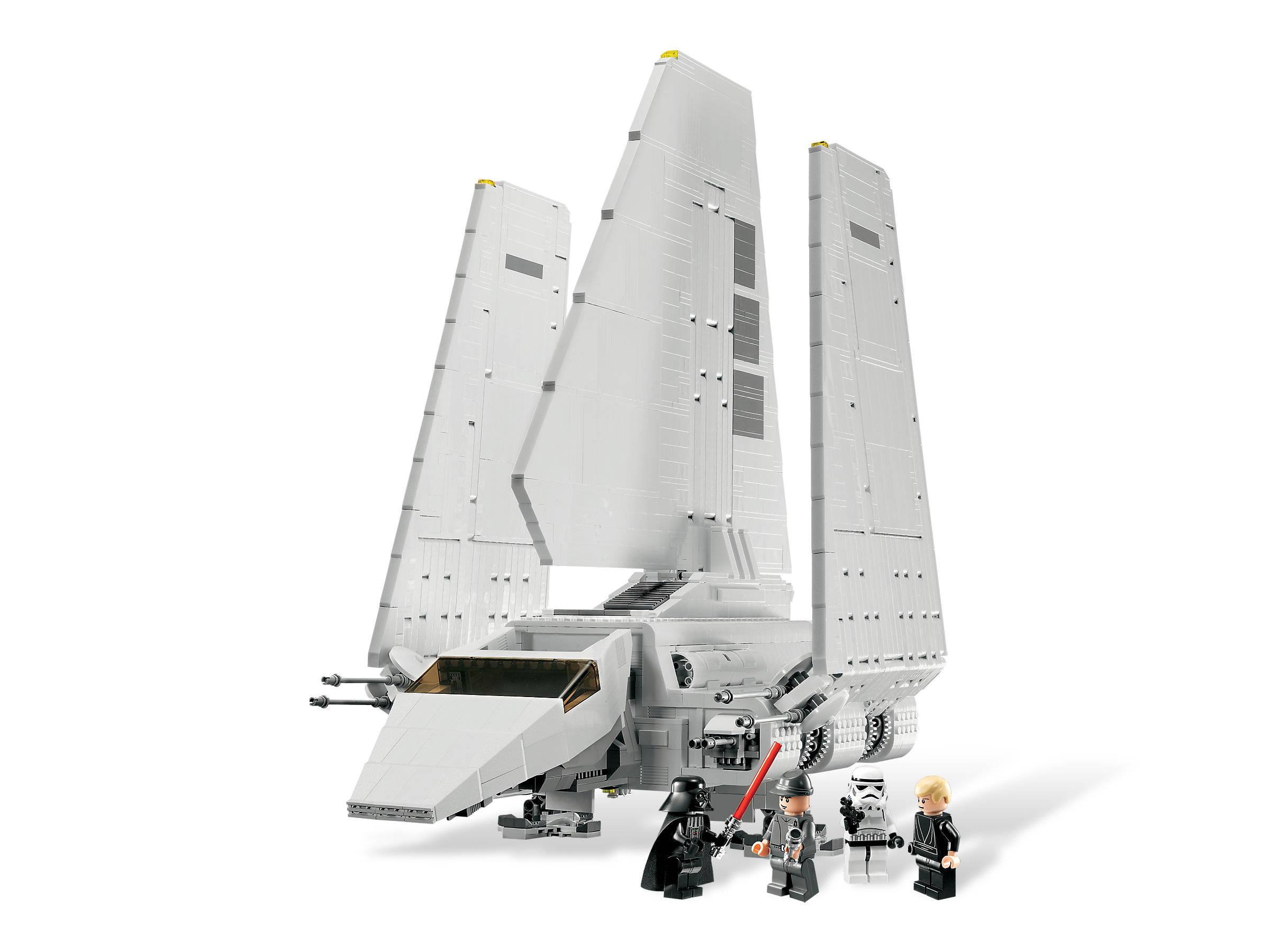 LEGO 10212 IMPERIAL SHUTTLE