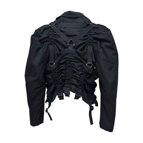Junya Watanabe Comme Des Garcons Parachute Jacket 2002