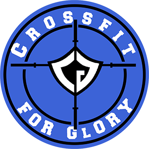 CrossFit For Glory logo