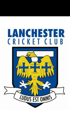 Lanchester Cricket Club Logo