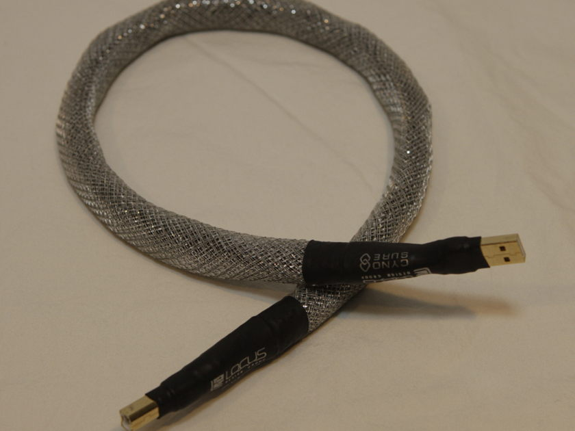 Locus Design Group Cyno Sure V1 USB Cable Reference USB Digital Cable