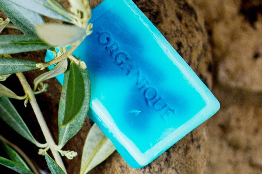 Glycerin Handmade Soap Sea Essence from Organique only at Natural Shop