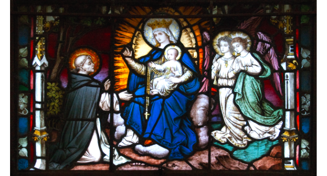 Holy Rosary with Saint Josemaria Escriva