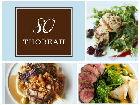 80 Thoreau in Concord - $50 Gift Card