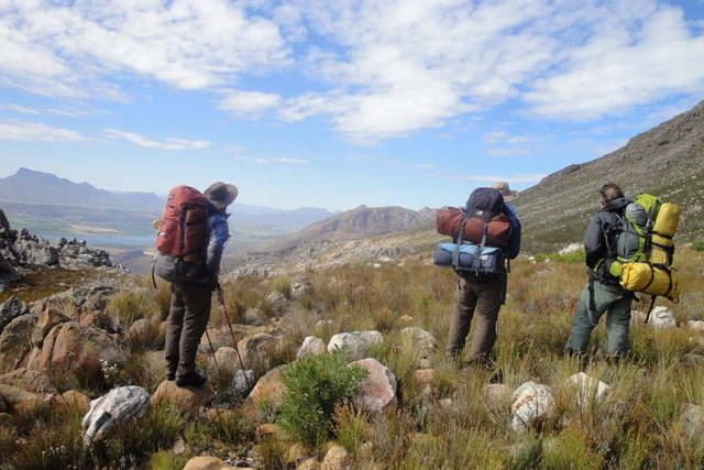 Hiking in Cape of Good Hope