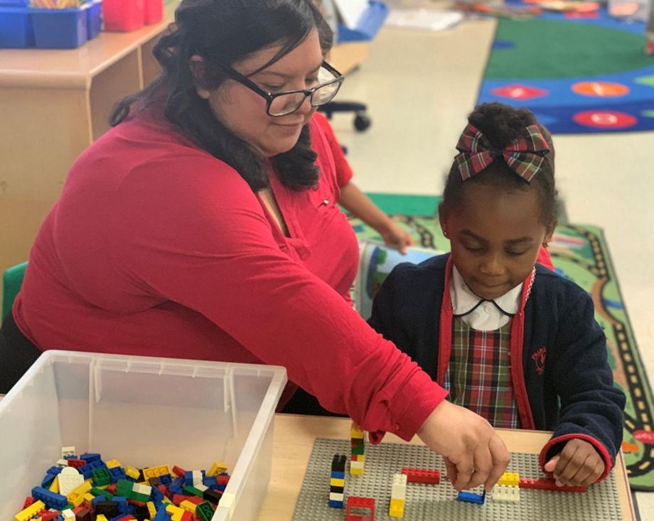 Ms. Gonzales , Preschool Two Assistant Teacher
