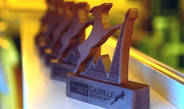 «Радио Монте-Карло Омск» стало партнером церемонии «Gazelle Бизнеса – 2019» - Новости радио OnAir.ru