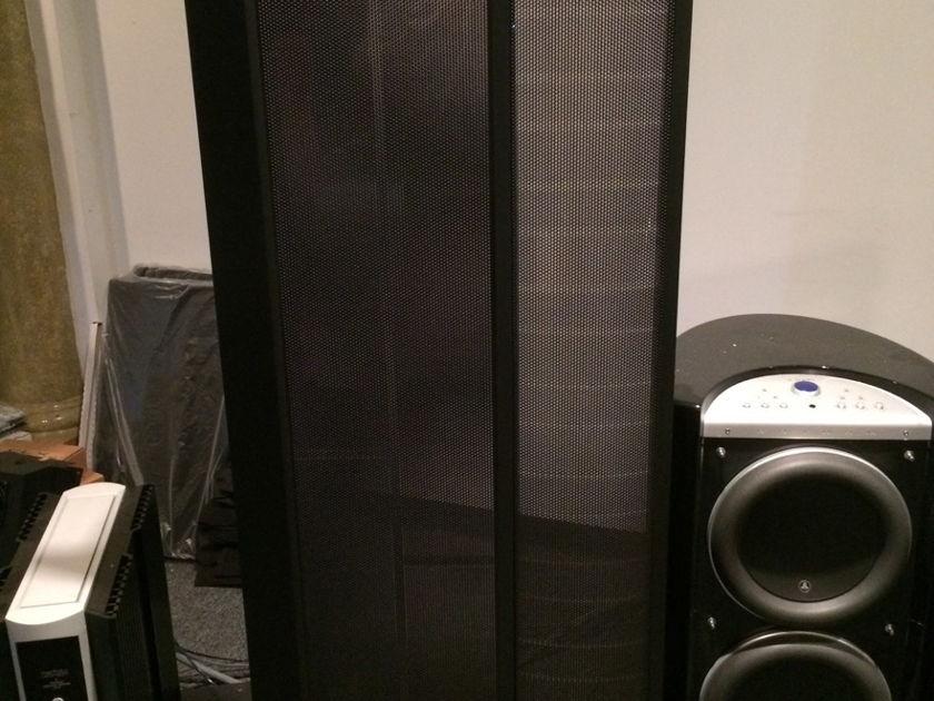 Martin Logan CLX Complete 7 Channel Audiophile System, Martin Logan CLX, Mark