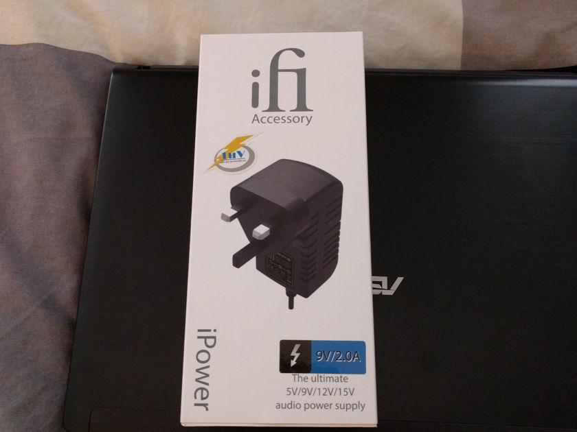 M2Tech HiFace EVO (+ iFi iPower 9V PSU)