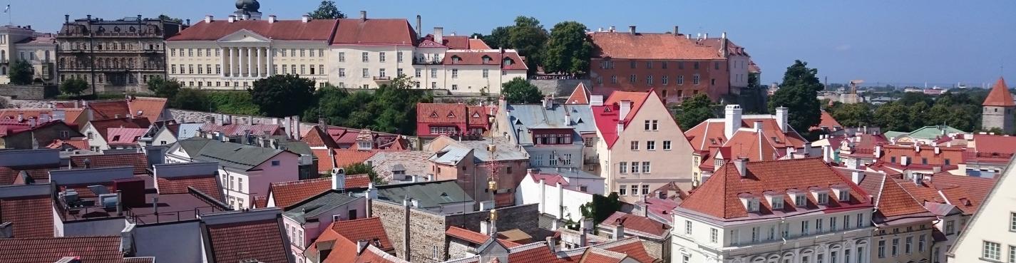 Таллин - город контрастов