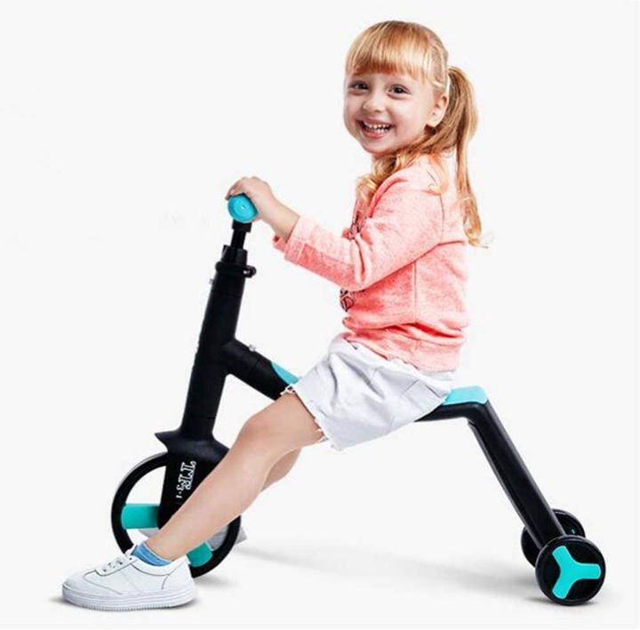 tricycle trottinette evolutif