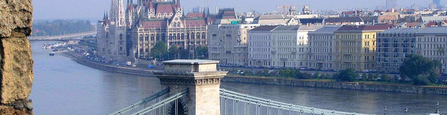 Пешая обзорная экскурсия Будапешт в 15:15