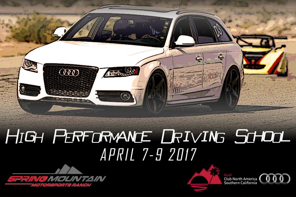 SoCal Audi Club Spring Mountain Apr Info On Apr - Socal audi dealers