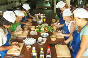 Cooking Class X