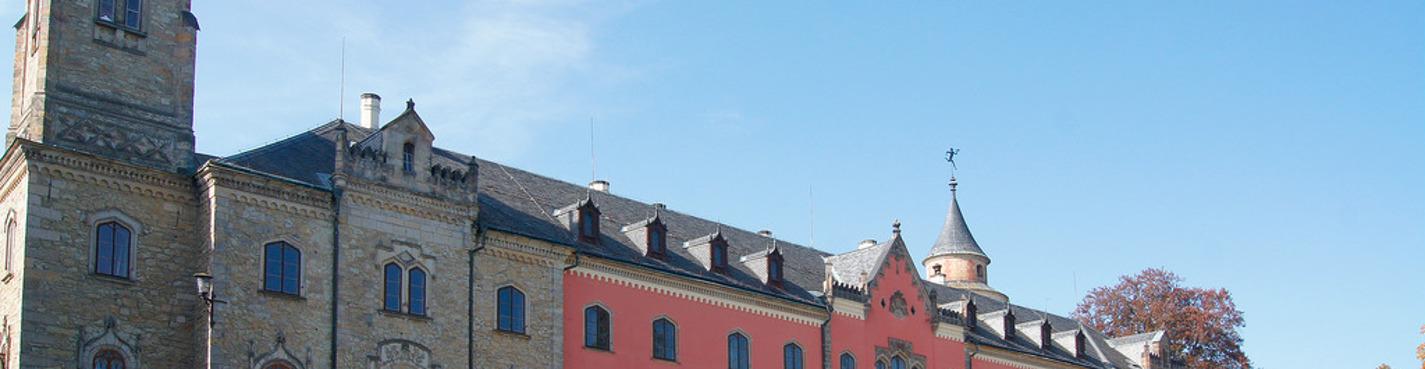 Замок Сихров и завод «Гранат Турнов» (автобусно-пешеходная экскурсия)