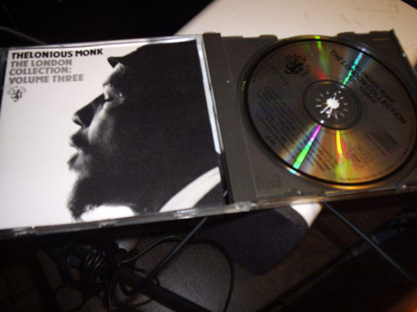 Thelonius Monk - The London collection, volume 3