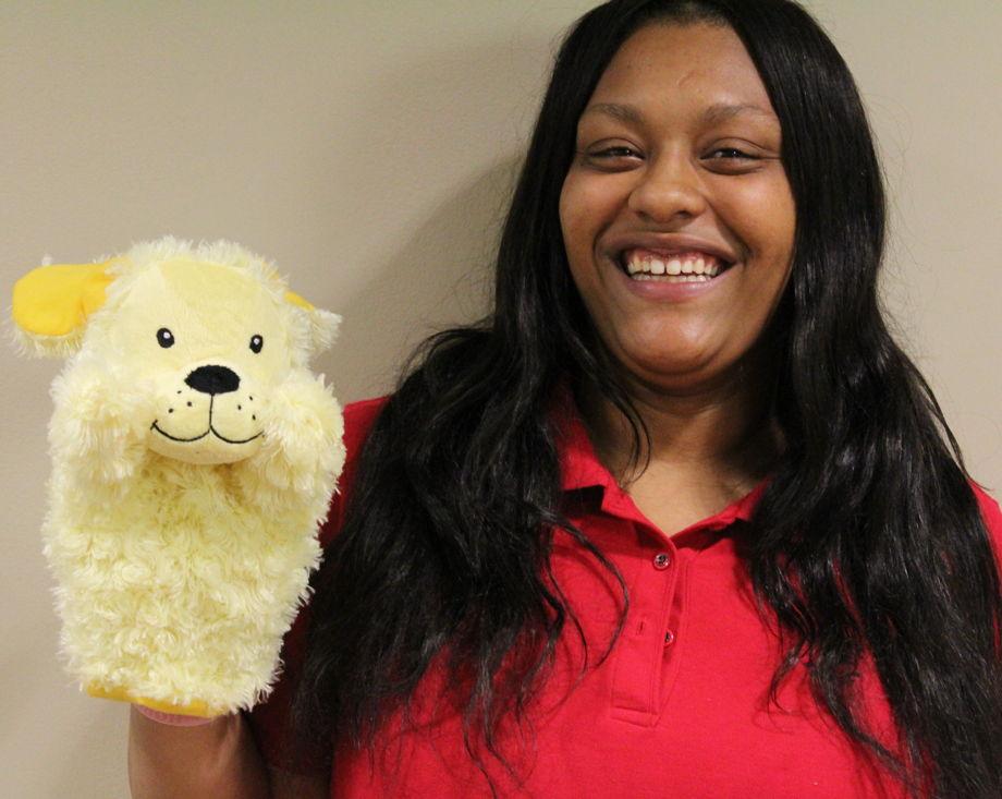 Ms. Sade Gamble , Preschool Pathways Teacher