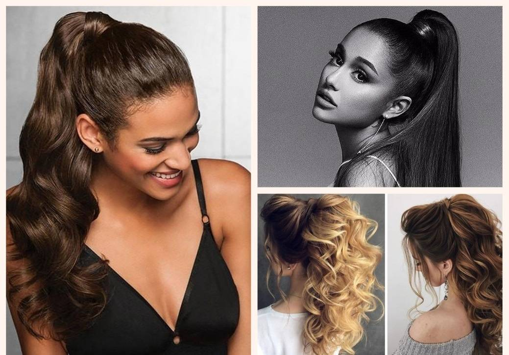 Hairstyles with ponytail extensions