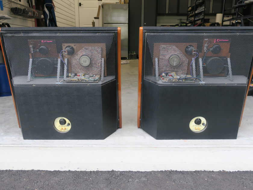 Dahlquist DQ-10 Full Range Speaker Pair