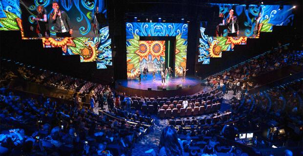 Грандиозный концерт Радио Восток FM состоялся - Новости радио OnAir.ru