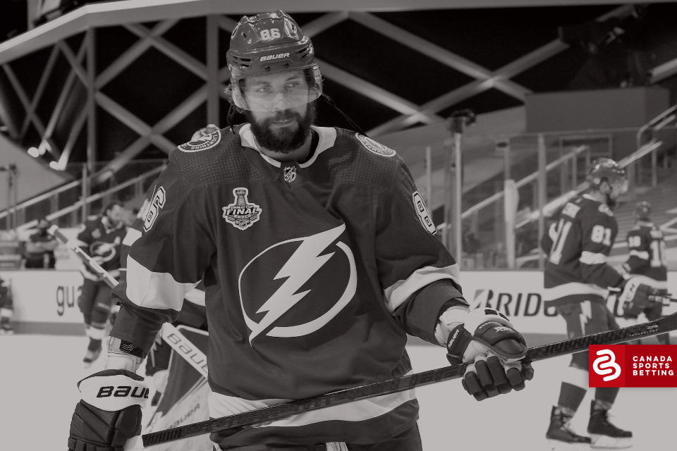 Kucherov, Point Lead Lightning To Game One Victory