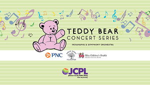 Image for Teddy Bear Concert Series Presented by the ISO