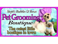 Grooming Package from Steph's Bubbles & Bows