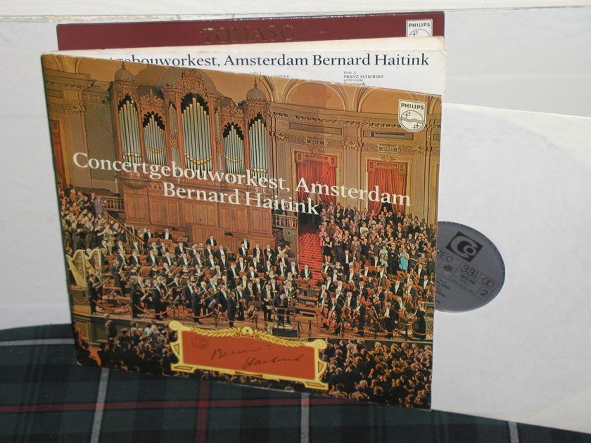 Haitink/COA - Brahms/Berlioz Philips Import  6833  2lp