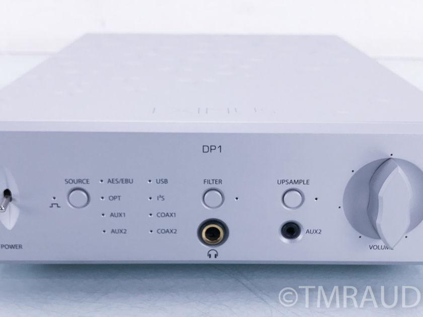 April Music Eximus DP1 DAC / Headphone Amplifier D/A Converter (3330)