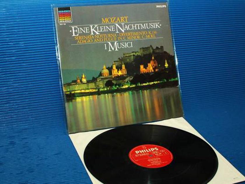 """MOZART/I Musici -  - """"Eine Kleine Nachtmusik - Philips import 1970"""