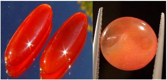 carnelian yves lemay jewelry