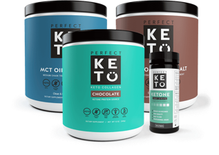 The Perfect Keto Best Seller Bundle