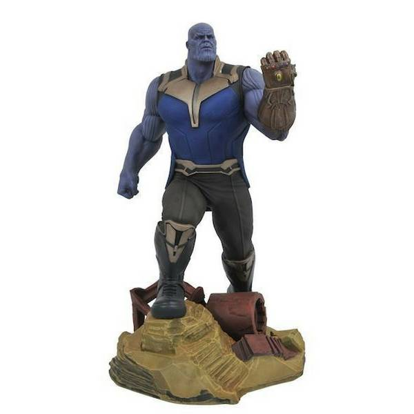 Marvel Gallery: Avengers Infinity War: Thanos PVC Statue by Diamond Select Toy free shipping across India
