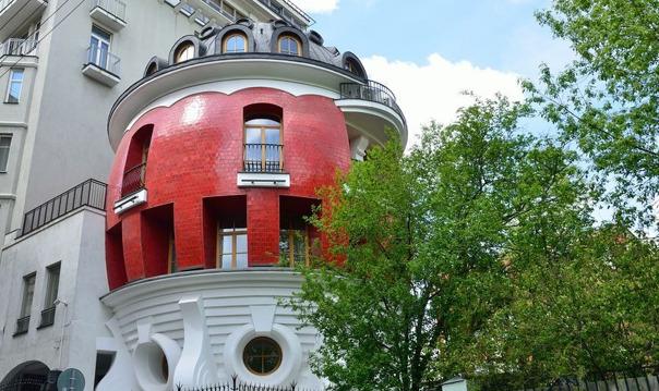Архитектурные причуды Москвы