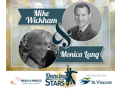 MIKE WICKHAM & MONICA LUNG
