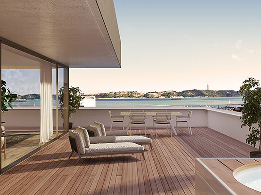 Offenbach - The Martinhal Residences_ modern style in the heart of historic Lisbon