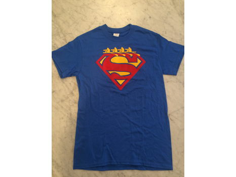 Super Rower T-shirt / Adult Small