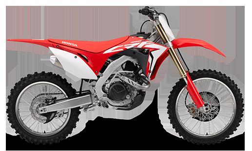 2017 HONDA MOTORCYCLES CRF450R