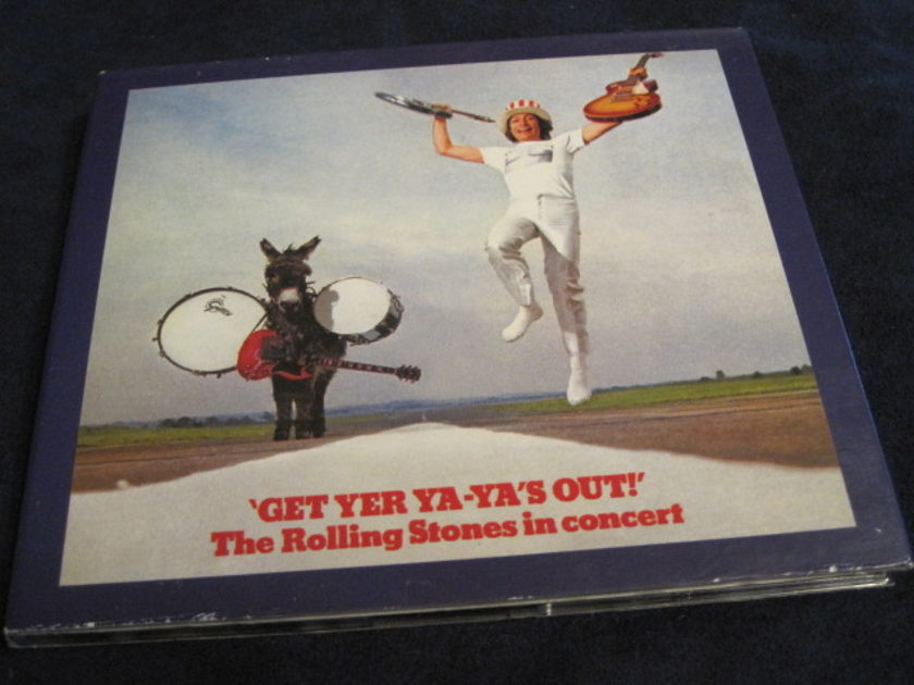 Rolling Stones - Get yer ya-ya's out! SACD (price includes shipping)