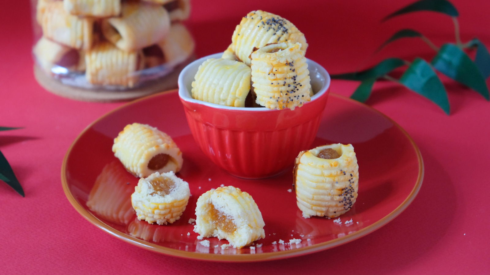 Foolproof Pineapple Tarts - Southeast Asian Recipes - Nyonya Cooking